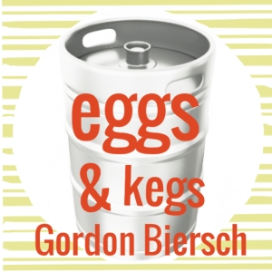 eggs and kegs